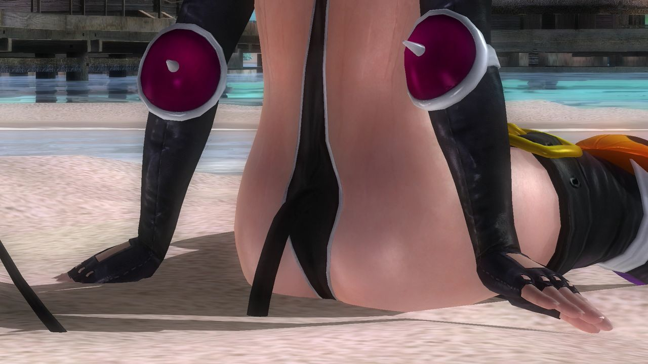 Dead or Alive 5 Last Round Gets Spooky with Halloween Costumes 9