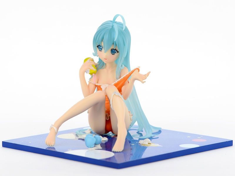 Denpa Onna to Seishun Otoko Erio Touwa Ofuro de Mizugi ver Orange of summer 1 7 scale Complete anime Figure 02