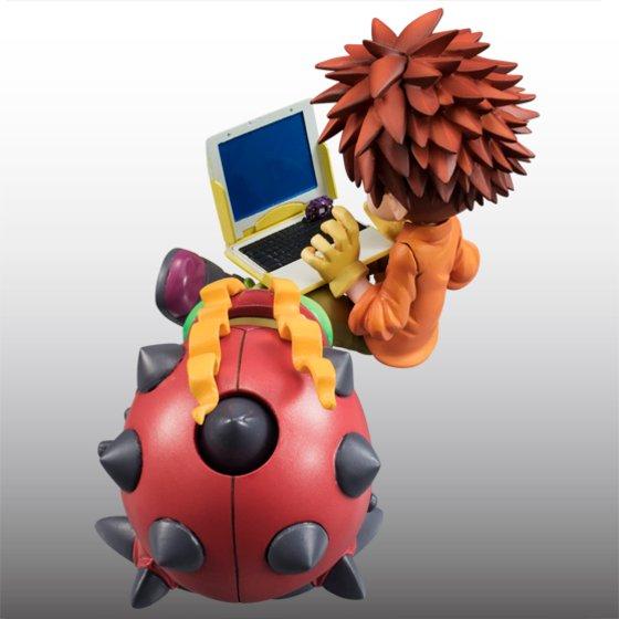 Digimon Adventure's Koushirou Izumi and Mimi Tachikawa Gets GEM Figures haruhichan.com Digimon Digital Monsters 03
