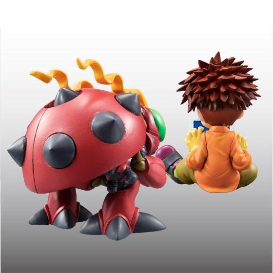 Digimon Adventure's Koushirou Izumi and Mimi Tachikawa Gets GEM Figures haruhichan.com Digimon Digital Monsters 05