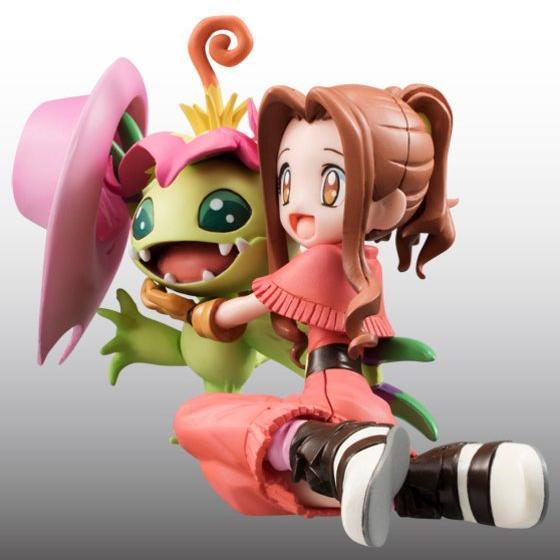 Digimon Adventure's Koushirou Izumi and Mimi Tachikawa Gets GEM Figures haruhichan.com Digimon Digital Monsters 11