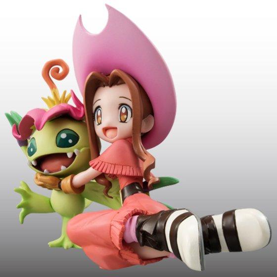 Digimon Adventure's Koushirou Izumi and Mimi Tachikawa Gets GEM Figures haruhichan.com Digimon Digital Monsters 12