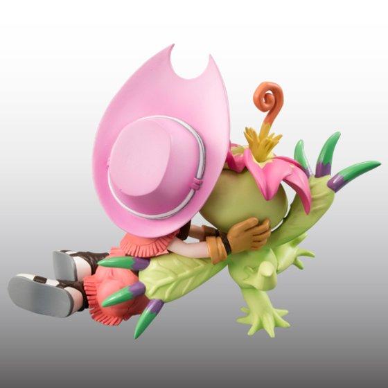 Digimon Adventure's Koushirou Izumi and Mimi Tachikawa Gets GEM Figures haruhichan.com Digimon Digital Monsters 13