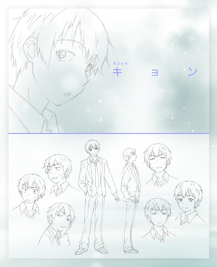 Disappearance-of-Nagato_Haruhichan.com-Yuki-Chan-Anime-Character-Design-Kyon