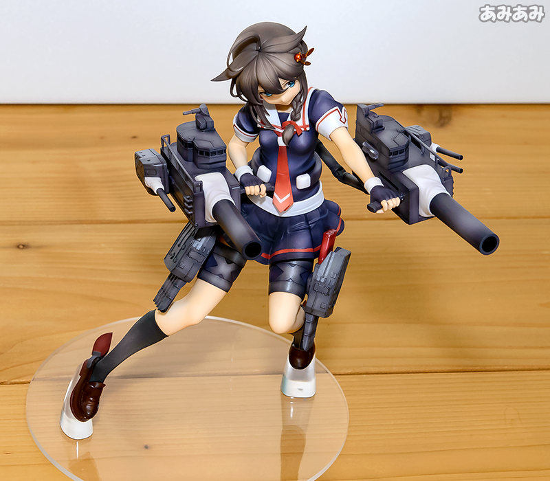 Display Your Favorite Ship Girl with New Shigure Figure Available This Fall 8