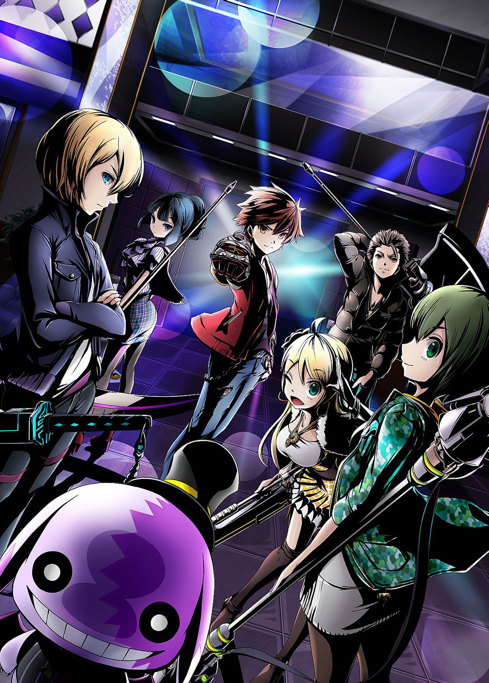 Divine-Gate-Anime-Visual