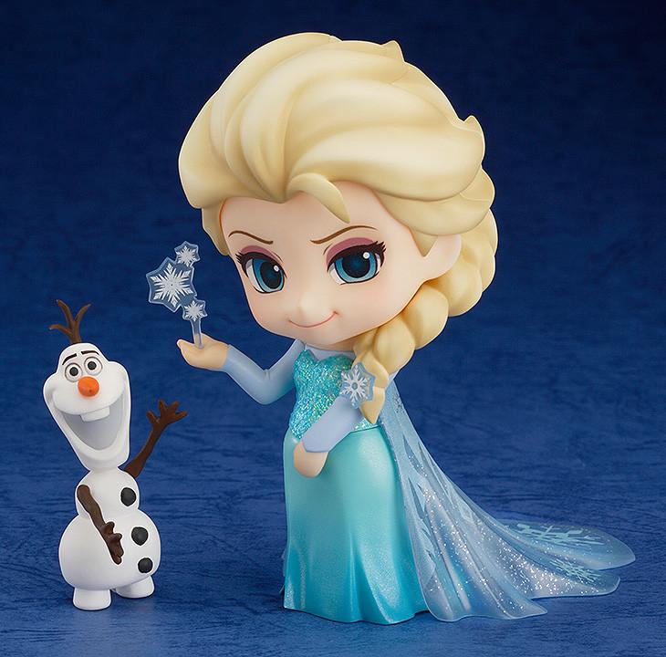 Do You Wanna Buy an Elsa haruhichan.com Frozen Elsa Nendoroid figure 1
