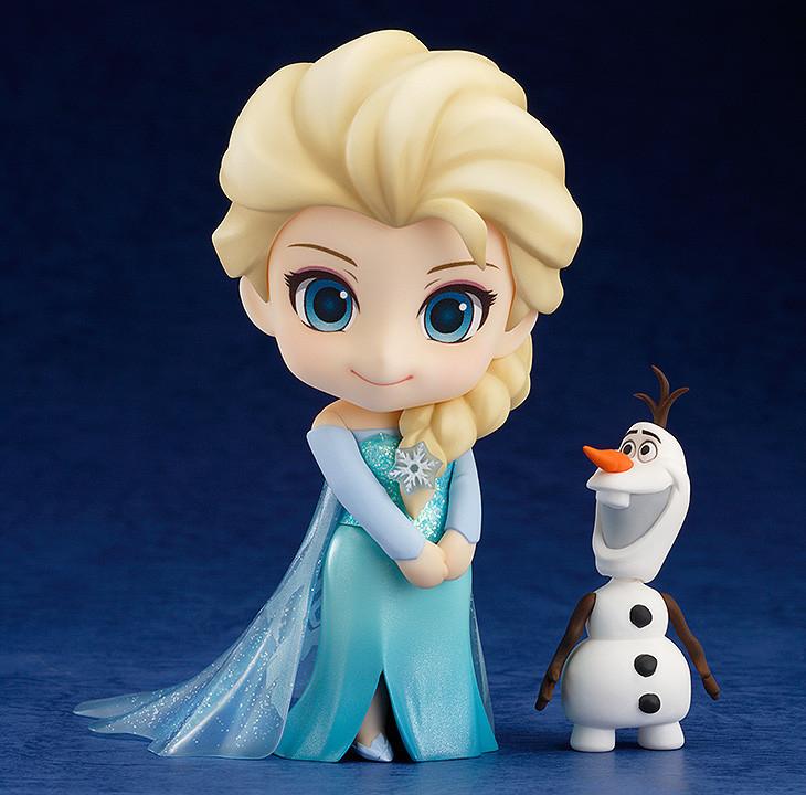 Do You Wanna Buy an Elsa haruhichan.com Frozen Elsa Nendoroid figure 2