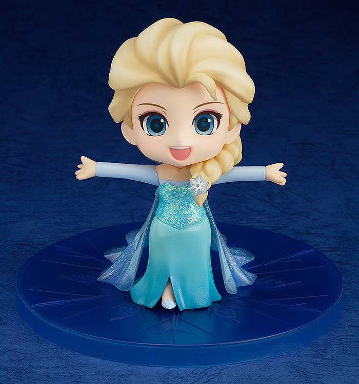 Do You Wanna Buy an Elsa haruhichan.com Frozen Elsa Nendoroid figure 3