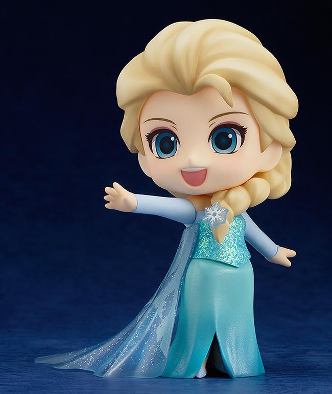 Do You Wanna Buy an Elsa haruhichan.com Frozen Elsa Nendoroid figure 5
