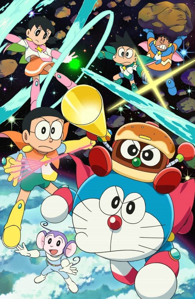 Doraemon Movie 35 Nobita no Space Heroes visual