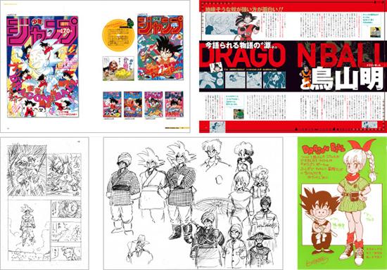 Dragon Ball 30th Anniversary Super History Book anime