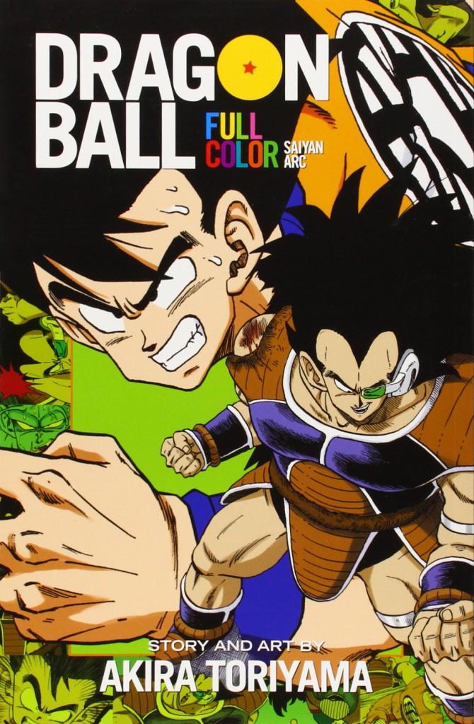 Dragon Ball Full Color Volume 1