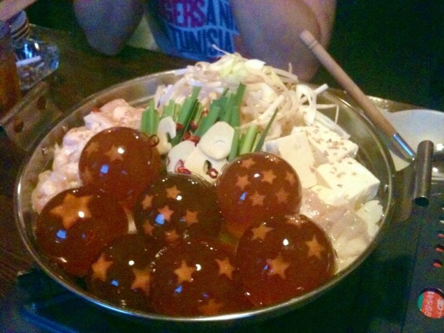 Dragon Ball Hot Pots In Japan 3
