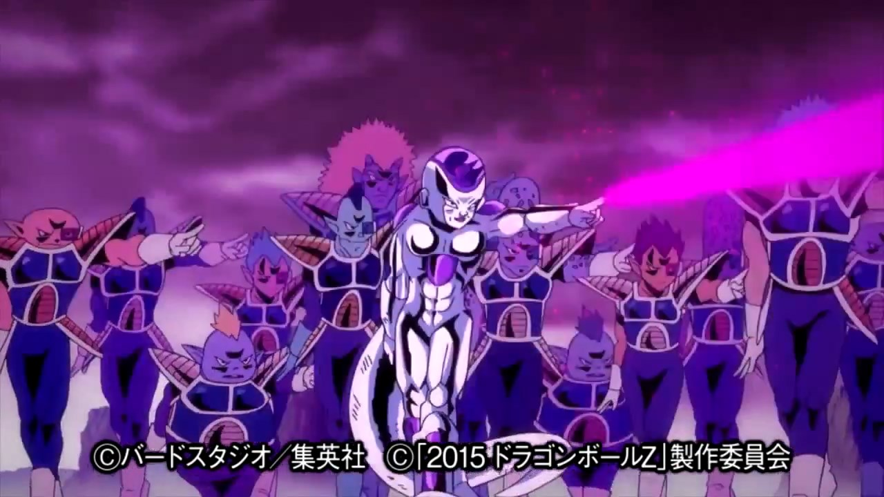 Dragon Ball Z Dance-off Soda Commercials Are Funky haruhichan.com frieza soda advert