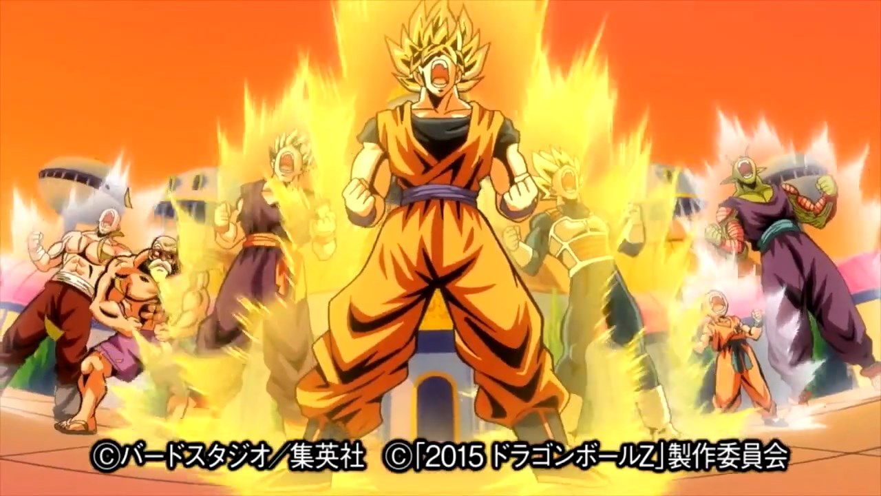 Dragon Ball Z Dance-off Soda Commercials Are Funky haruhichan.com goku soda dance-off