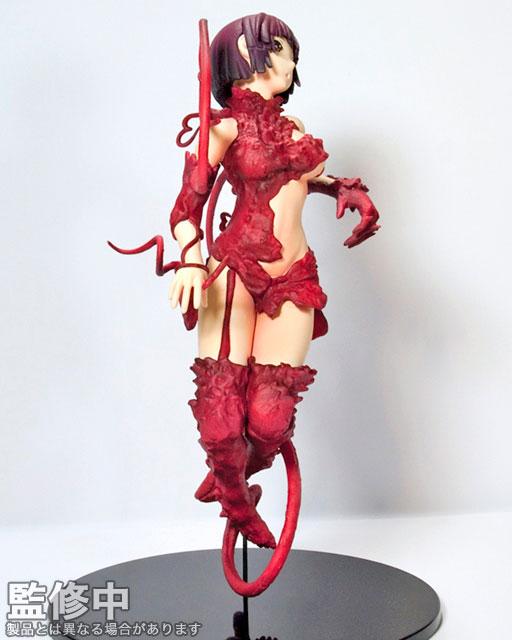 Ena Hoshijiro Tentacle Suit Figure 02