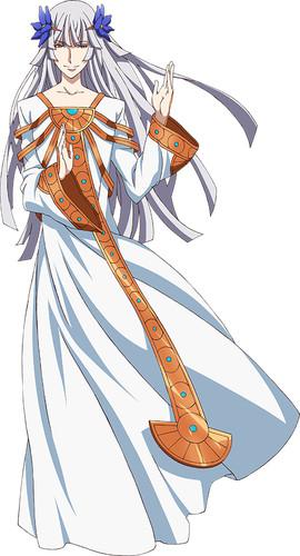 Endride anime character design 5
