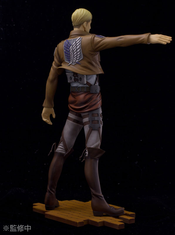 Erwin Smith 1 8 BRAVE-ACT anime Figure 05