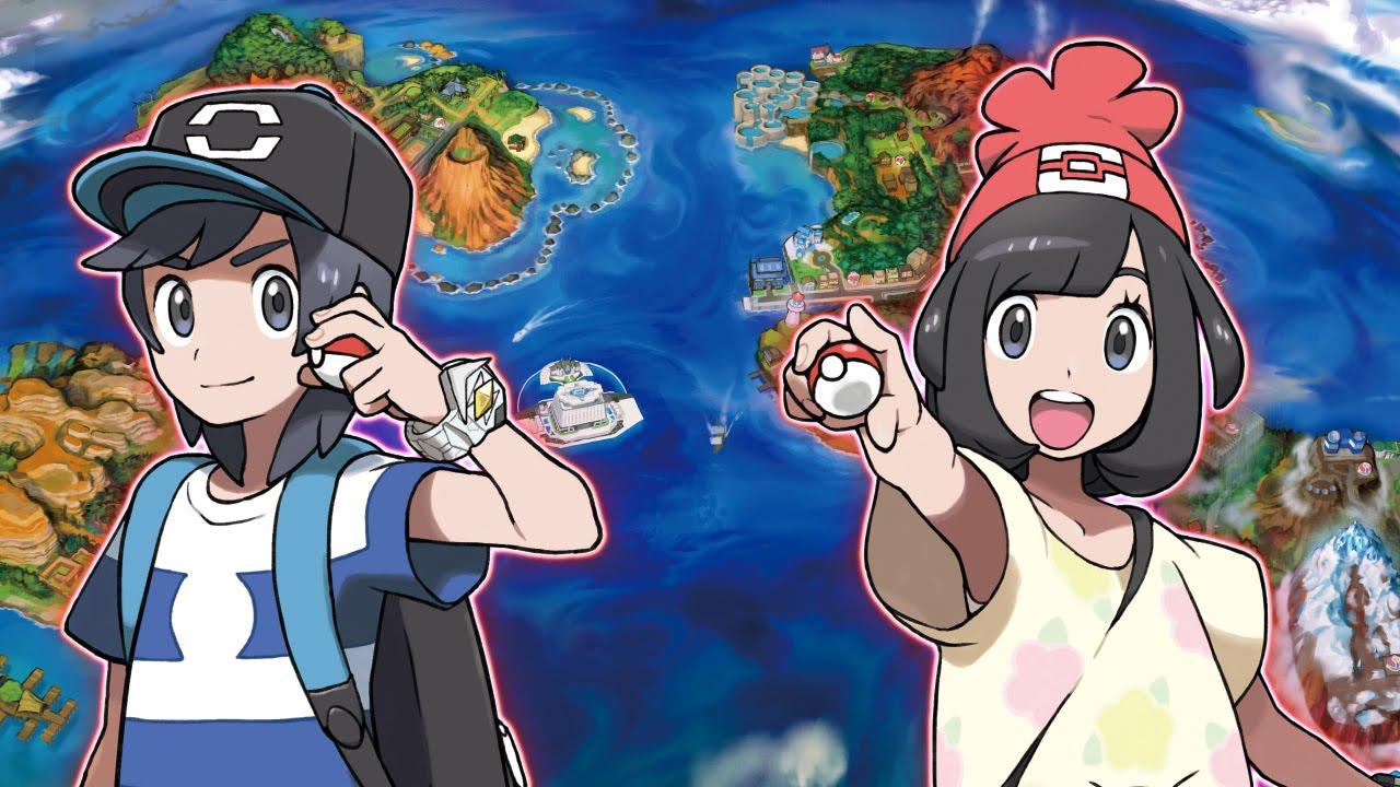 Explore the Alola Region of Pokémon Sun and Moon in New Trailer