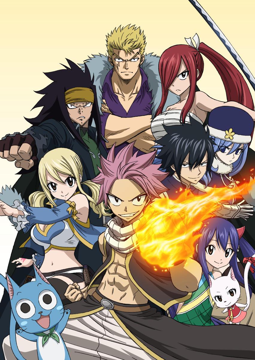 Fairy Tail 2014 Anime Visual_Haruhichan.com_