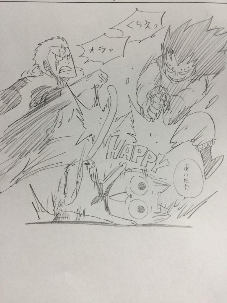 Fairy Tail Author Hiro Mashima Shares Lucy Heartfilia Christmas Illustration haruhichan.com Fairy Tail Hiro Mashima sketch 2