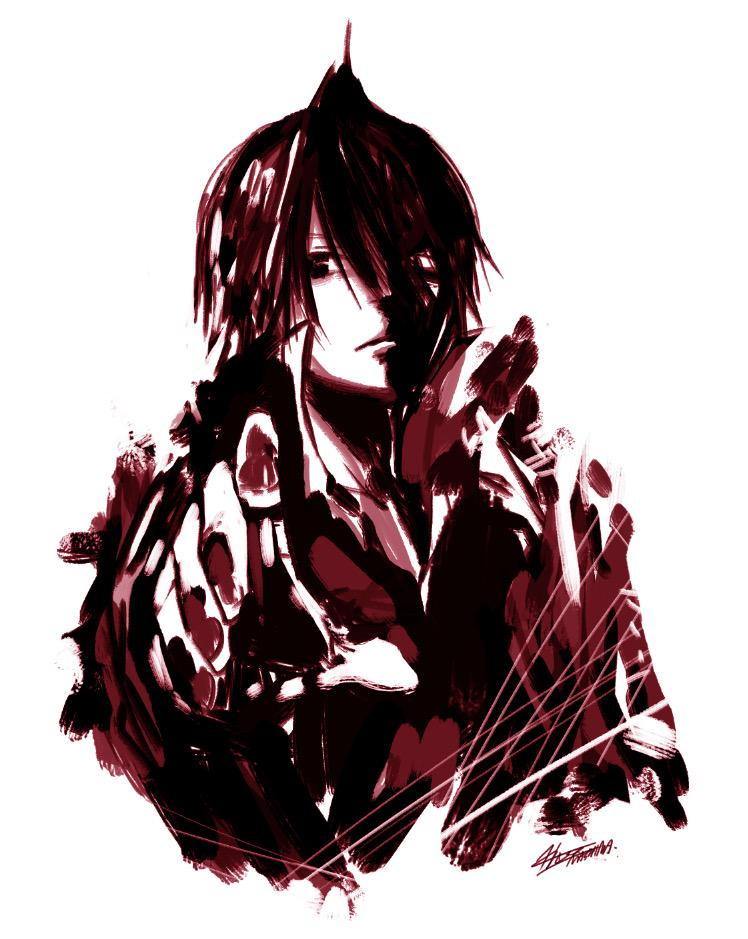 Fairy Tail Hiro Mashima new sketches 2
