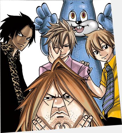 Fairy Tail Ren Hibiki Eve Ichiya