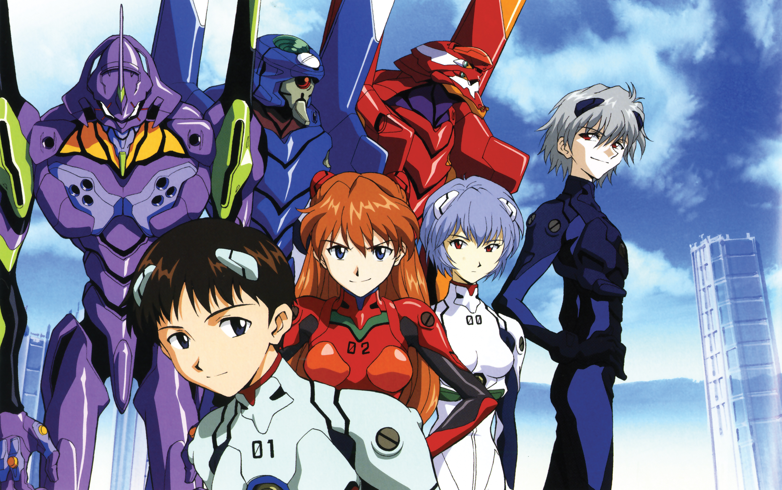Fans-Vote-on Which-Anime-Would-They-Rather-Not-Be-the-Hero-Of_Haruhichan.com-Neon-Genesis-Evangelion