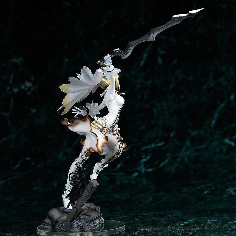 Fate EXTRA CCC saber bride 1 7 scale anime figure 003