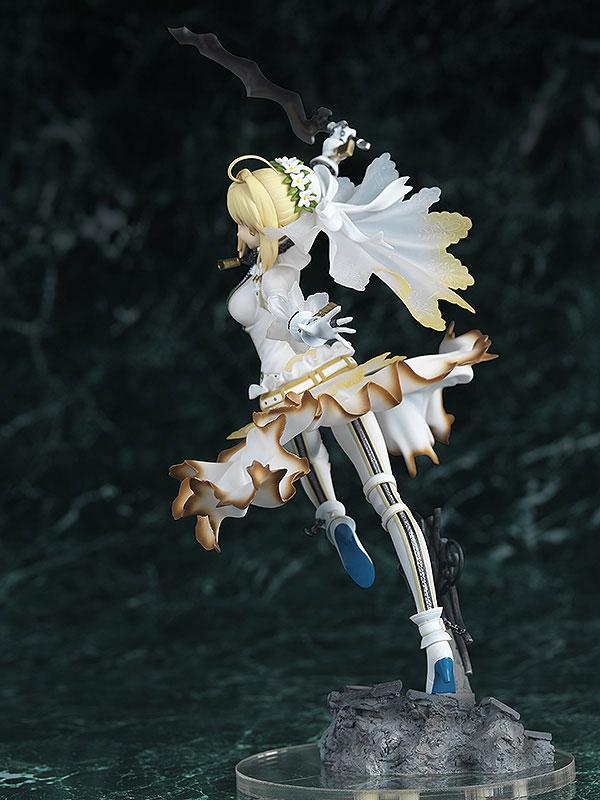 Fate EXTRA CCC saber bride 1 7 scale anime figure 004
