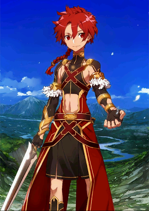 Fate Grand Order Rider is Alexander as a young Macedonia prince 2