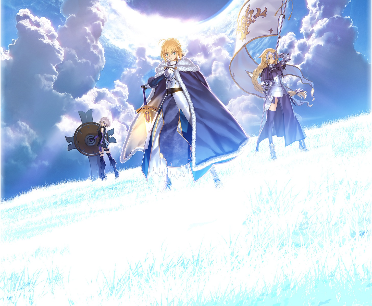 Fate Grand Order visual
