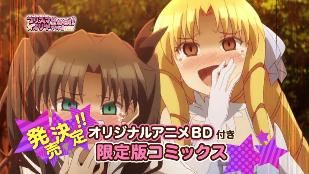 Fate Kaleid Liner Prisma Illya Drei!! OVA Promotional Video anime Screenshot haruhichan.com 2