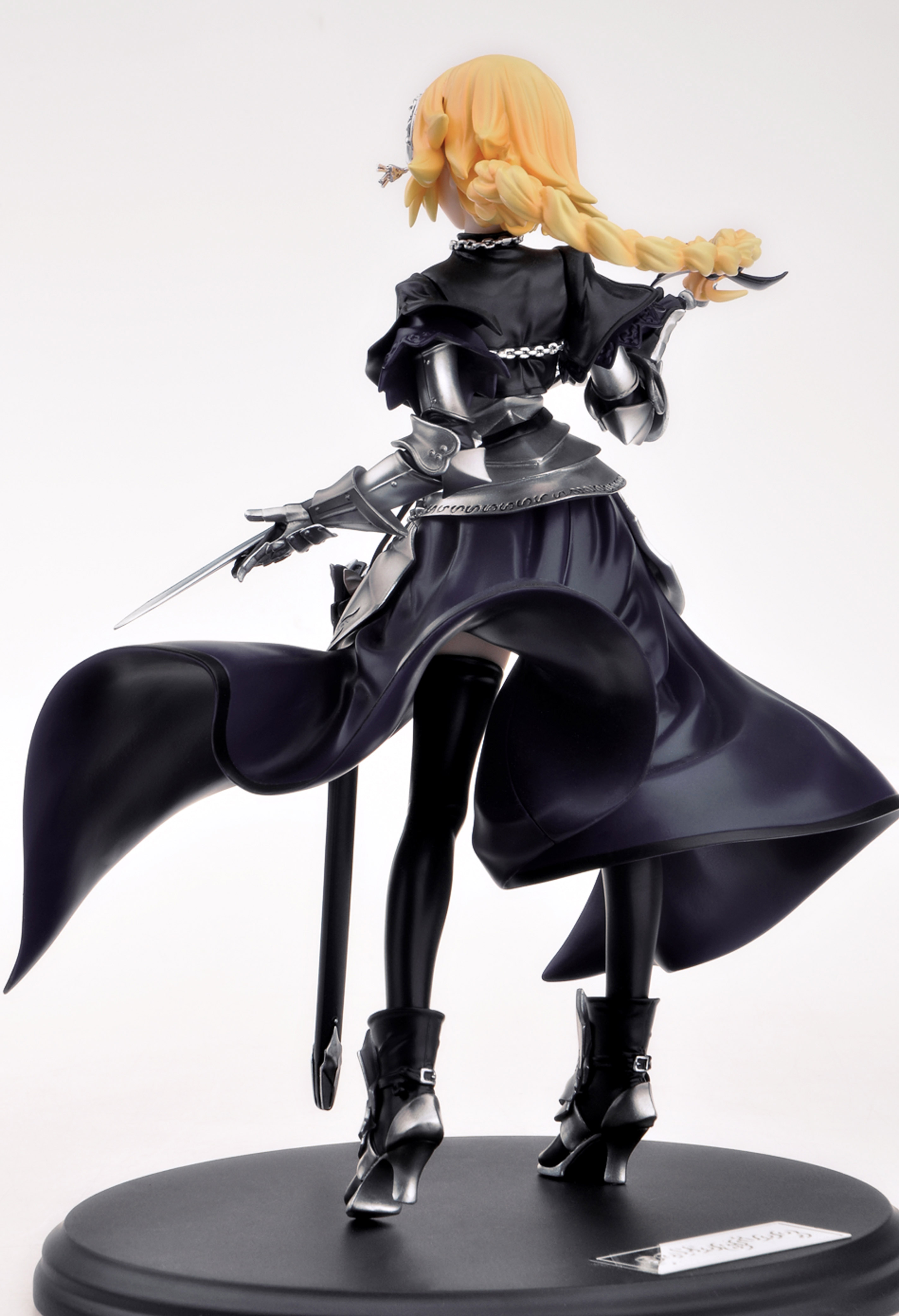 Fate Series Jeanne Ruler prepainted figure haruhichan.com Fate Stay Night anime figure Ruler Joan of Arc 03