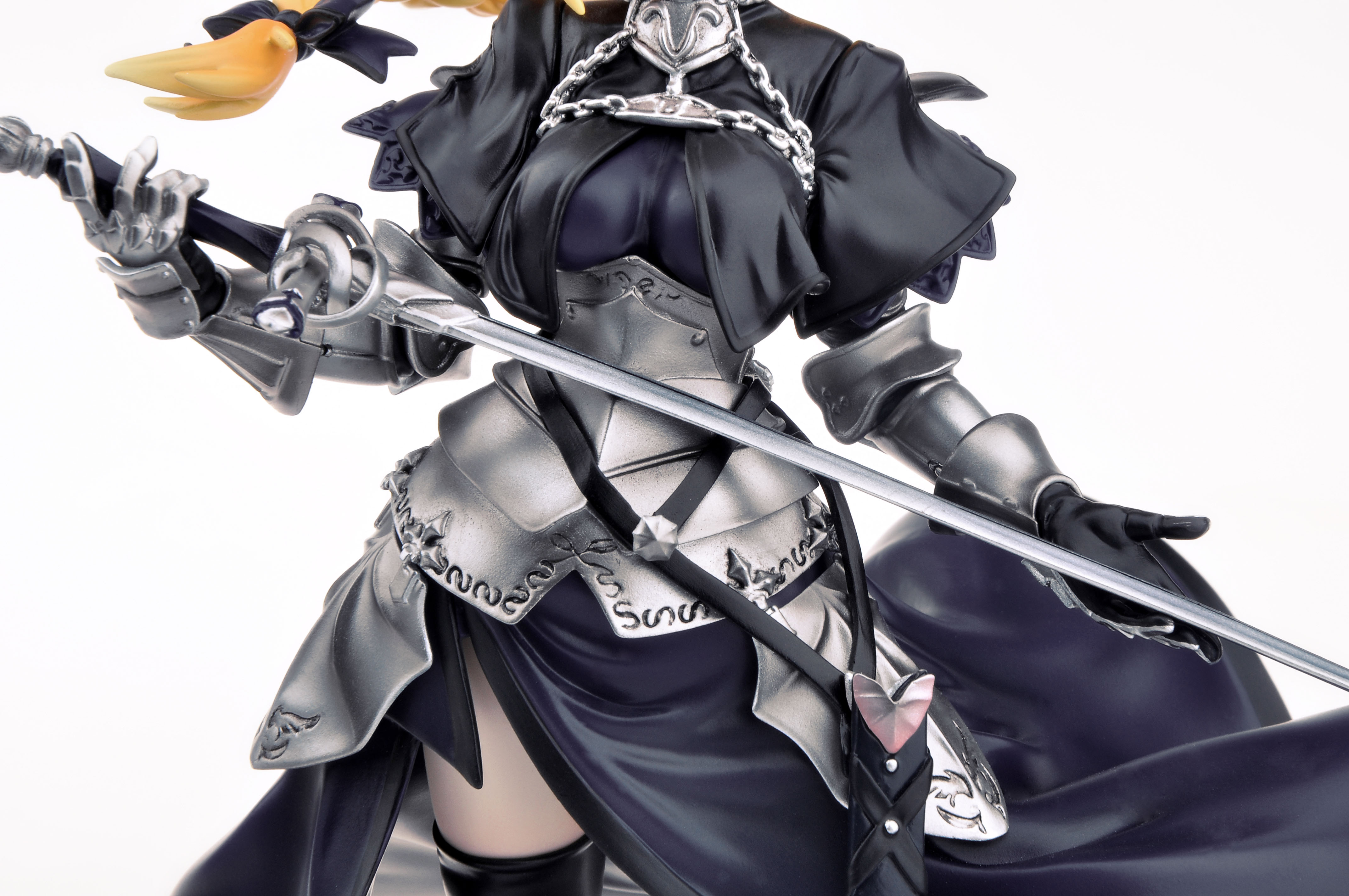 Fate Series Jeanne Ruler prepainted figure haruhichan.com Fate Stay Night anime figure Ruler Joan of Arc 05