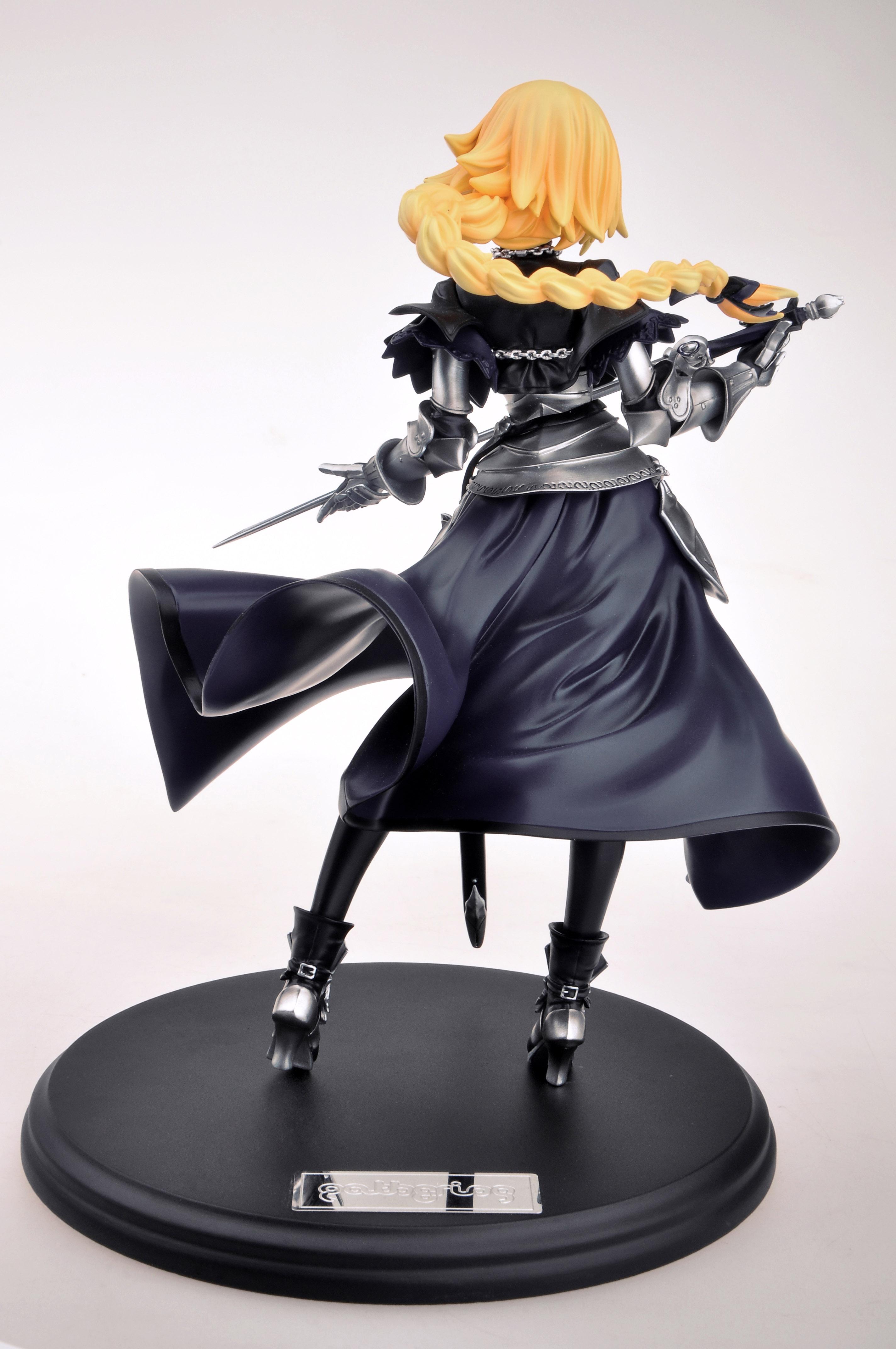 Fate Series Jeanne Ruler prepainted figure haruhichan.com Fate Stay Night anime figure Ruler Joan of Arc 09