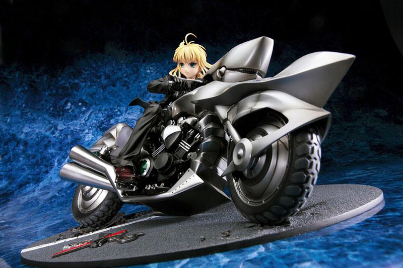 Fate Zero Saber & Saber Motored Cuirassier 1 8 Figure 0002