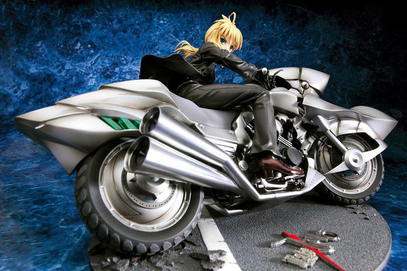 Fate Zero Saber & Saber Motored Cuirassier 1 8 Figure 0003