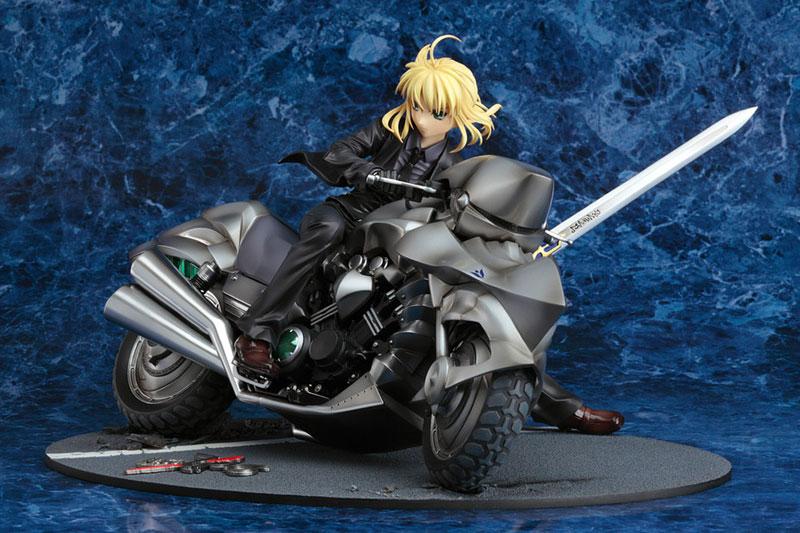 Fate Zero Saber & Saber Motored Cuirassier 1 8 Figure 0004