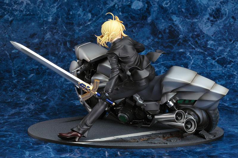 Fate Zero Saber & Saber Motored Cuirassier 1 8 Figure 0006