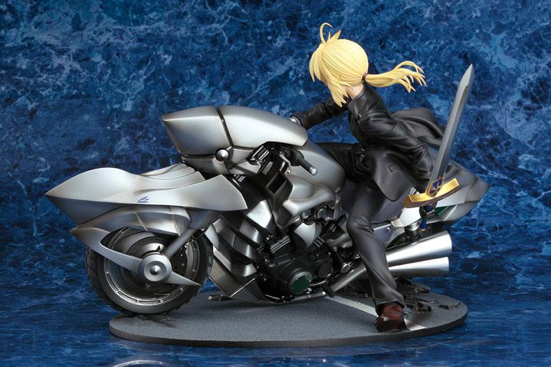 Fate Zero Saber & Saber Motored Cuirassier 1 8 Figure 0007