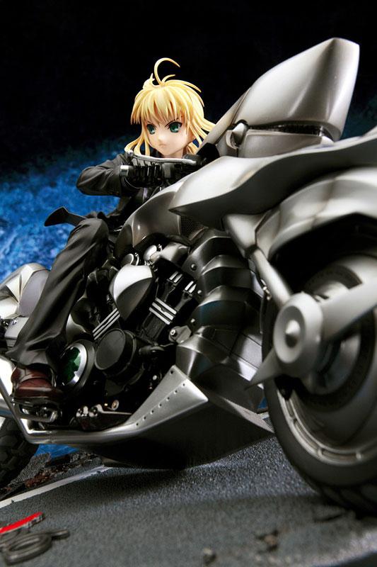 Fate Zero Saber & Saber Motored Cuirassier 1 8 Figure 0008