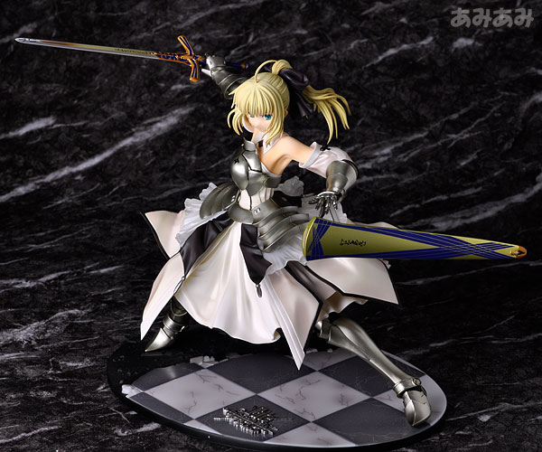 Fate_unlimited codes Saber Lily The Everdistant Utopia Avalon Anime Figure 0003
