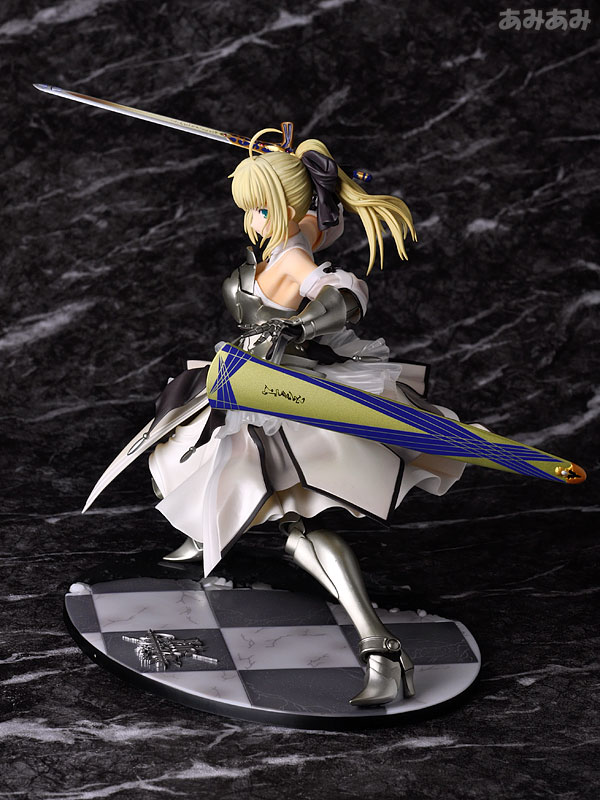 Fate_unlimited codes Saber Lily The Everdistant Utopia Avalon Anime Figure 0004