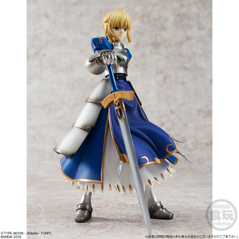 Fatestay night Unlimited Blade Works STYLING 0002