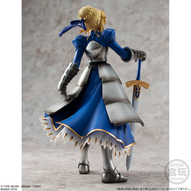 Fatestay night Unlimited Blade Works STYLING 0003