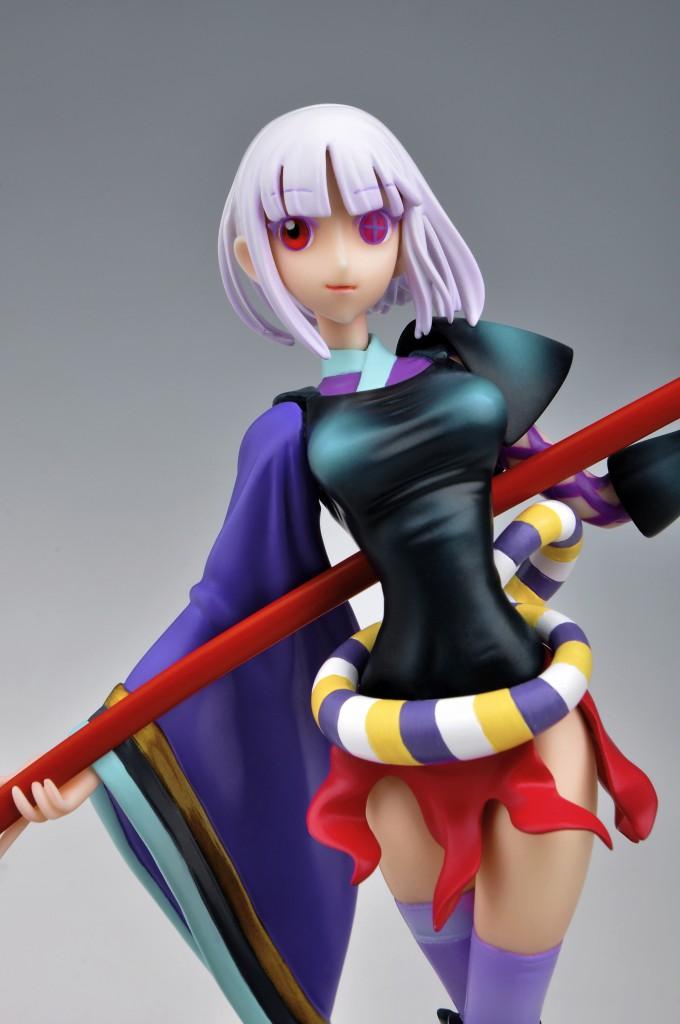 Figure Review Togame - Katanagatari 1