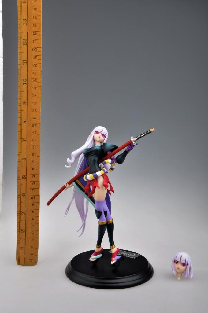 Figure Review Togame - Katanagatari 5