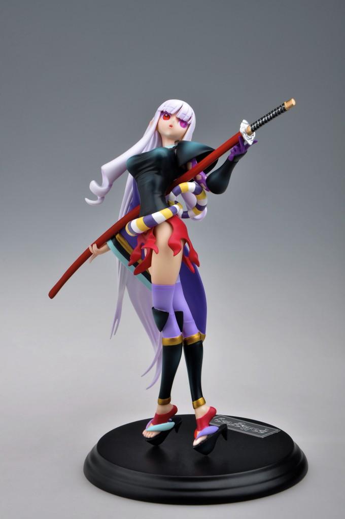 Figure Review Togame - Katanagatari 6